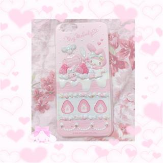 マイメロディ(マイメロディ)のiPhone6ケース マイメロ(iPhoneケース)