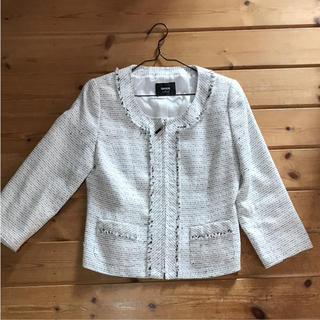 トウキョウエクストラグレイド(TOKYO EXTRA GRADE)のジャケット GRADE 美品 サイズ9号(ノーカラージャケット)