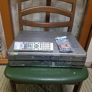 ダビング完動美品❗DXアンテナVHS/HDD/DVDレコーダーDVHR-V160(DVDレコーダー)