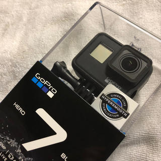 ゴープロ(GoPro)のGoPro GoPro HERO7 Black(ビデオカメラ)