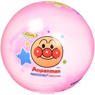 アンパンマン カラフル7号ボール ピンク(ボール)