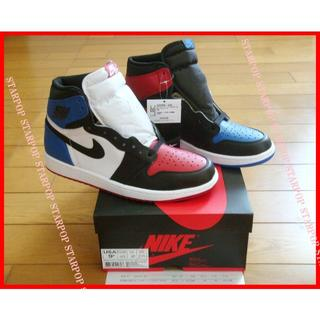 ナイキ(NIKE)のNIKE AIR JORDAN 1 RETRO HIGH OG TOP3(スニーカー)