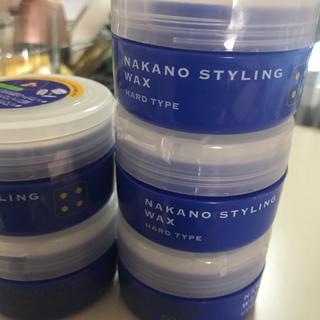 ナカノ(NAKANO)のNAKANO ヘアーワックス(ヘアワックス/ヘアクリーム)