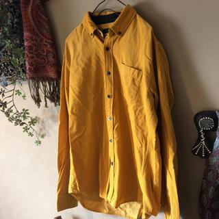 レイジブルー(RAGEBLUE)のRAGEBLUE レイジブルー コーデュロイシャツ Mサイズ(シャツ)