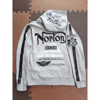 ノートン(Norton)のNortonフルジップパーカー(パーカー)
