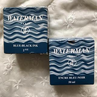 ウォーターマン(Waterman)の[新品]インク❣️WATER  MAN   二個セット(その他)