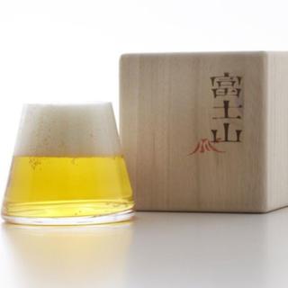 スガハラ(Sghr)の富士山  Sghr  グラス 2個(グラス/カップ)
