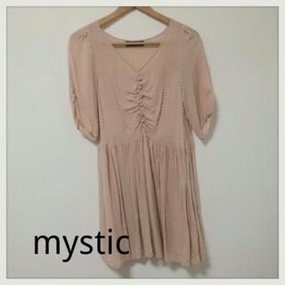 ミスティック(mystic)のmystic♡ワンピース(ひざ丈ワンピース)