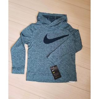 NIKE - 新品タグ付き★ nike dry fit 長袖シャツ120cm
