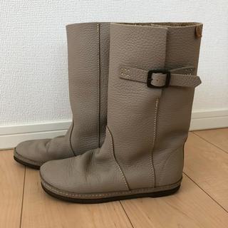 コース(KOOS)のkoos ミドル丈ブーツ(ブーツ)