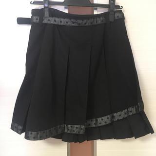 エイチナオト(h.naoto)のKUNIKUNI クニクニ 巻きスカート風スカート gouk(ひざ丈スカート)