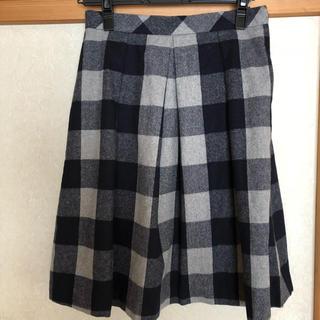 オペークドットクリップ(OPAQUE.CLIP)のワールド OPAQUE CLIPのスカート(ひざ丈スカート)