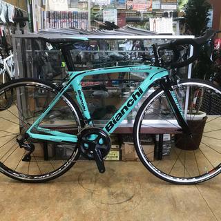ビアンキ(Bianchi)の(冬セール)2018モデル ビアンキ オルトレXR3 アルテグラ 50cmサイズ(自転車本体)