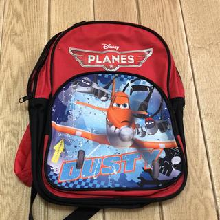 ディズニー(Disney)のピクサー プレーンズリュック 幼稚園(通園バッグ)