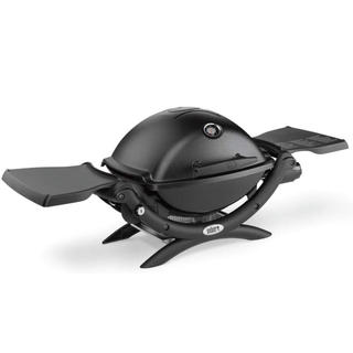 【新品】weber ウエーバー Q1200 ポータブルグリル バーベキューグリル(調理器具)