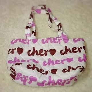 シェル(Cher)のキルティングトートバッグ(トートバッグ)