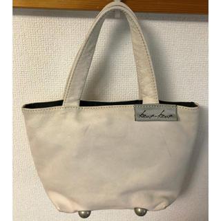 パピヨネ(PAPILLONNER)の【t55様専用】kawa-kawa ミニバッグ(ハンドバッグ)