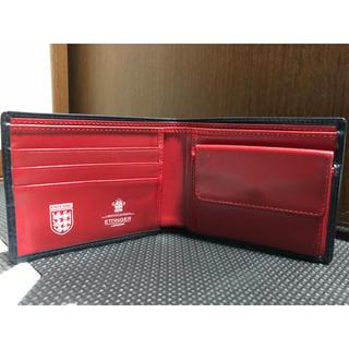 エッティンガー(ETTINGER)の[送料込]エッティンガー 財布(ネット限定色)(折り財布)