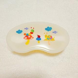 【未使用】トップバリュ お出かけ用 離乳食 食器(離乳食器セット)