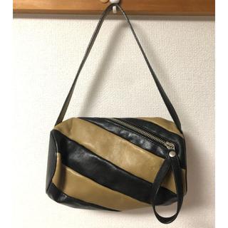 パピヨネ(PAPILLONNER)のkawa-kawa+ 円筒バッグ(ハンドバッグ)