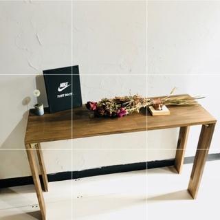 数限定 オーダー 折り畳みテーブル カウンター (バーテーブル/カウンターテーブル)