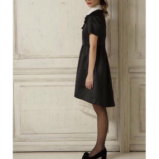 Drawer(ドゥロワー)のmuguet ミュゲ holly ドレス 36 chesty feiler  レディースのワンピース(ひざ丈ワンピース)の商品写真