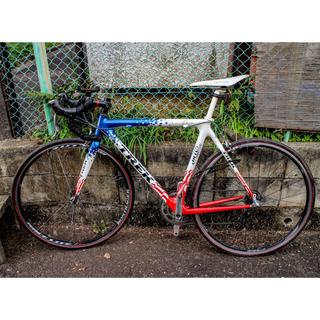 ジャイアント(Giant)のTREKロードバイク カーボン 【プロジェクトワン特別仕様】デュラエース 完成車(自転車本体)