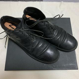 グイディ(GUIDI)のguidi MIDLACE BOOTS 43.5 グイディ ミッドレースブーツ(ブーツ)