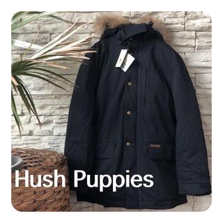 ハッシュパピー(Hush Puppies)の新品ハッシュパピー♡上質 ポーランド産グレーグースダウンコート(ダウンジャケット)