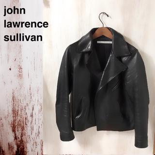 ジョンローレンスサリバン(JOHN LAWRENCE SULLIVAN)のjohn lawrenece sullivan ライダース(ライダースジャケット)