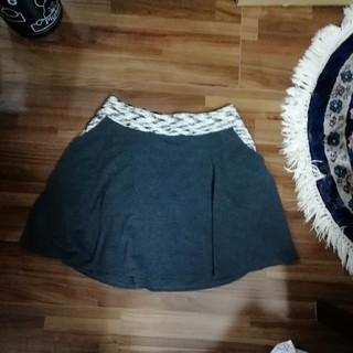 オペークドットクリップ(OPAQUE.CLIP)のスカート☆OPAQUE CLIPワールド(ひざ丈スカート)