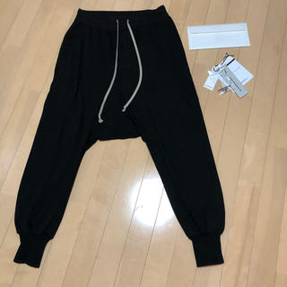 ダークシャドウ(DRKSHDW)のRICK OWENS DRKSHDW SS18 DIRT SWEAT PANTS(サルエルパンツ)