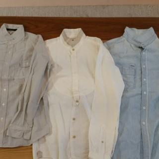 ジョンブル(JOHNBULL)のJohnbullシャツ3枚セット(シャツ/ブラウス(長袖/七分))
