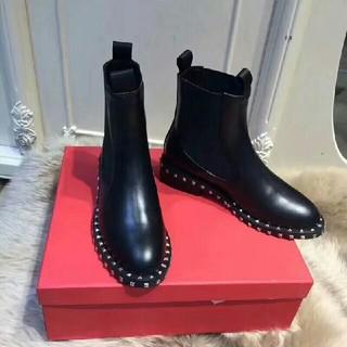 ヴァレンティノ(VALENTINO)の新品* VALENTINO/ヴァレンティノ ショートブーツ(ブーツ)