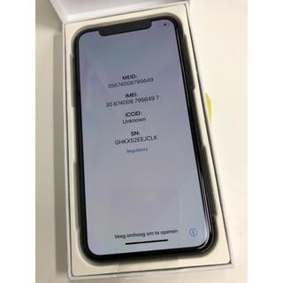 アイフォーン(iPhone)の【修理交換品】iPhone X 64GB docomo(スマートフォン本体)