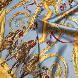 エルメス(Hermes)のエルメス スカーフ90美品(スカーフ)