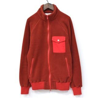 ネペンテス(NEPENTHES)のBattenwear バテンウェア ウォームアップ フリース ジャケット S(ブルゾン)