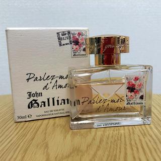 ジョンガリアーノ(John Galliano)のジョンガリアーノ JOHN GALLIANO 香水 パルレモアダムール (香水(女性用))