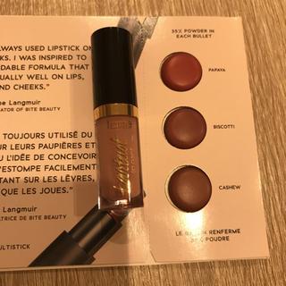 セフォラ(Sephora)のTarte Lip Paint Bite Beauty Multistick(リップグロス)