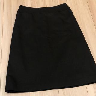 スタニングルアー(STUNNING LURE)のスタニングルアータイトスカート 黒(ひざ丈スカート)