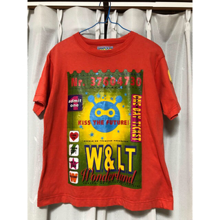 ウォルターヴァンベイレンドンク(Walter Van Beirendonck)のW&LT Tシャツ(Tシャツ(半袖/袖なし))