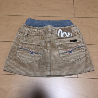 エムピーエス(MPS)のMPS スカート 120(スカート)