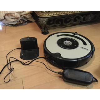 アイロボット(iRobot)のルンバ ジャンク品 アイロボット I Robot Roomba (掃除機)