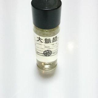 オオシマツバキ(大島椿)の大島椿 椿油 ヘアオイル 20ml(オイル/美容液)