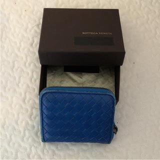 ボッテガヴェネタ(Bottega Veneta)のボッテガベネタ ミニ財布  美品  レザー ボッテガ(財布)