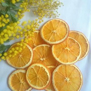 ♡ドライオレンジ 10枚♡(ドライフラワー)