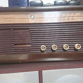 コロンビア(Columbia)のコロンビア 真空管ラジオ(ラジオ)