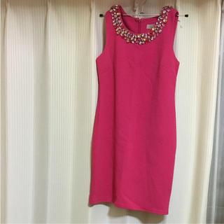 デイジーストア(dazzy store)のワンピース ドレス(ミディアムドレス)