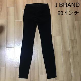 ジェイブランド(J BRAND)のJ BRAND コーデュロイスキニー 23インチ 美品(試着のみ)(スキニーパンツ)