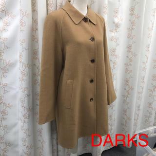 ダックス(DAKS)のDARKS ダックス コート サイズ40 送料込み(ロングコート)
